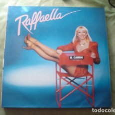 Discos de vinilo: RAFFAELLA CARRA RAFFAELLA. Lote 277632673