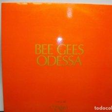 Discos de vinilo: BEE GEES ODESSA DISCO LP DOBLE EDICIÓN 1969. Lote 277635053