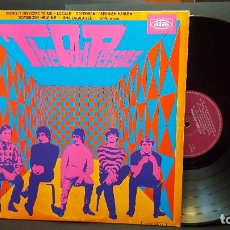 Discos de vinilo: THE ODD PERSONS WORLD BEAT HITS LP SPAIN 1968 PEPETO TOP. Lote 277636133