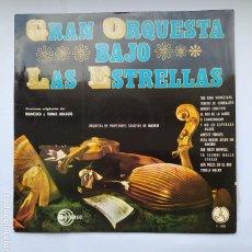 Discos de vinilo: GRAN ORQUESTA BAJO LAS ESTRELLAS. ORQUESTA DE PROFESORES SOLISTAS DE MADRID. LP. TDKDA39. Lote 277637938
