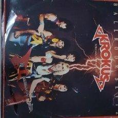 Discos de vinilo: KROKUS BALLROOM BLITZ ...MAXI 3 TEMAS. Lote 277642558
