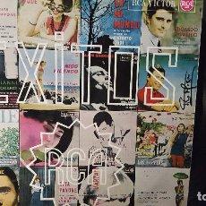 Discos de vinilo: LP EXITOS RCA - 1965 - ALAIN BARRIERE - NICO FIDENCO - PALITO ORTEGA - LOS FLITTERS PEPETO. Lote 277646708