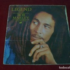 Discos de vinilo: BOB MARLEY LEGEND THE BEST OF BOB MARLEY AND THE WAILERS 1984. Lote 277648043