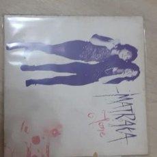 Discos de vinilo: MATRAKA JONE ....ROCK RADIKAL VASCO. Lote 277652448