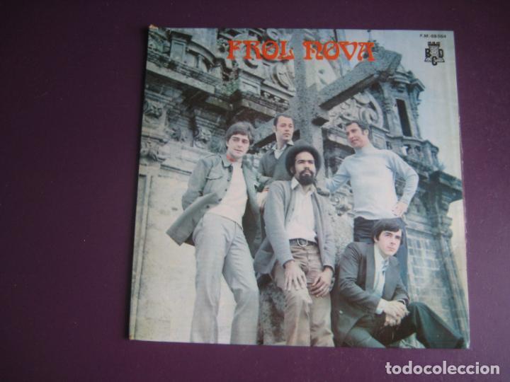 FROL NOVA - EP BCD 1971 - FOLK POP GALICIA 70'S - SIN USO (Música - Discos de Vinilo - EPs - Grupos Españoles de los 70 y 80)