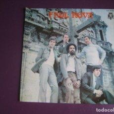 Discos de vinilo: FROL NOVA - EP BCD 1971 - FOLK POP GALICIA 70'S - SIN USO. Lote 277656088