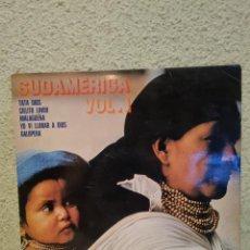 Discos de vinilo: SUDAMERICA VOL.1. Lote 277659278
