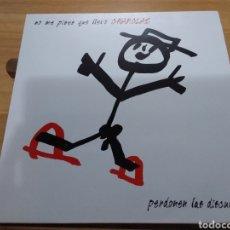Discos de vinilo: NO ME PISES QUE LLEVO CHANCLAS - PERDONEN LAS DISCULPAS (ESPAÑA, 1994). Lote 277663868