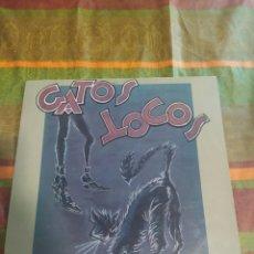 Discos de vinilo: GATOS LOCOS. Lote 277679763