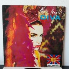 Discos de vinilo: ANNIE LENOX. DIVA. RCA. 1992. SPAIN.. Lote 277681408