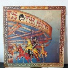 Discos de vinilo: THE ADICTS. SOUND OF MUSIC. 19883. ESP. VLP-35.. Lote 277689013