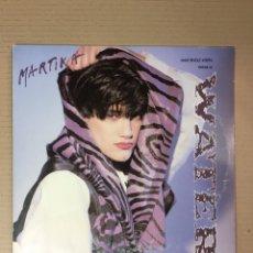 Discos de vinilo: MAXI-SINGLE MARTIKA, WATER. VINILO COMO NUEVO, SIN USO. Lote 277690998