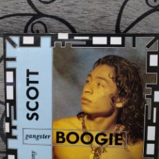 Discos de vinilo: TONY SCOTT - GÁNGSTER BOOGIE. Lote 277698278