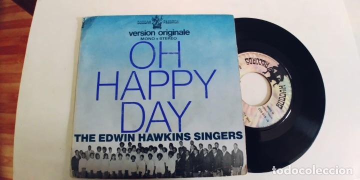 THE EDWIN HAWKINS SINGERS-SINGLE OH HAPPY DAY (Música - Discos - Singles Vinilo - Funk, Soul y Black Music)
