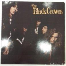 Discos de vinilo: THE BLACK CROWES - SHAKE YOUR MONEY MARKER LP ED.EUROPEA 1990. Lote 277702693
