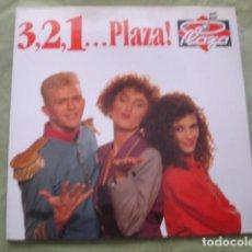 Discos de vinilo: PLAZA  3, 2, 1... PLAZA!. Lote 277704093