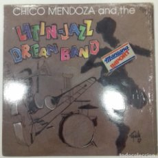 Discos de vinilo: CHICO MENDOZA AND THE LATIN-JAZZ DREAM BAND - CHICO MENDOZA AND THE LATIN-JAZZ ... LP ED. US 1989. Lote 277705383