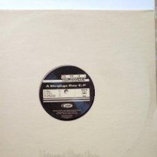 Discos de vinilo: THE HACKER - A STRANGE DAY E.P. Lote 277707213