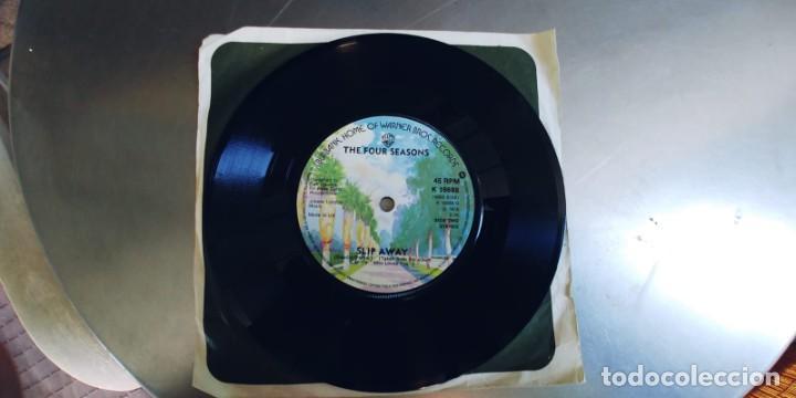 THE FOUR SEASONS-SINGLE DECEMBER 1963-UK-SIN FUNDA (Música - Discos - Singles Vinilo - Funk, Soul y Black Music)