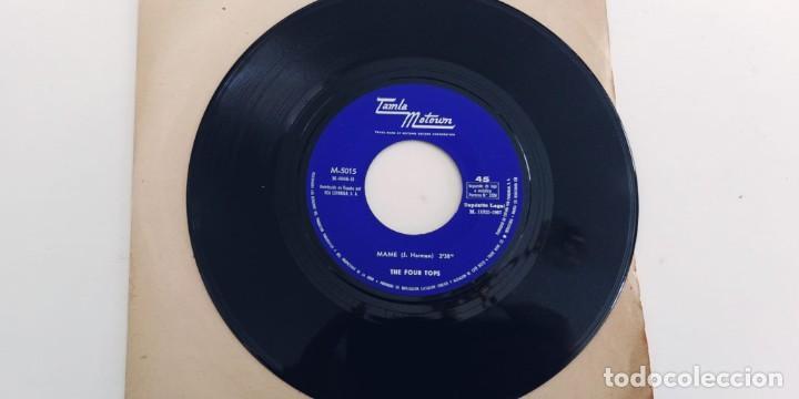 Discos de vinilo: THE FOUR TOPS-SINGLE 7 HABITACIONES OSCURAS-SOLO DISCO - Foto 2 - 277708388