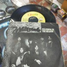 Discos de vinilo: WHITESNAKE SINGLE STANDING IN THE SHADOW ESPAÑA. Lote 277710738