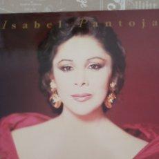 """Discos de vinilo: DOBLE LP ISABEL PANTOJA """" LA CANCIÓN ESPAÑOLA """". Lote 277710948"""