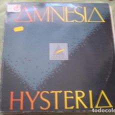 Discos de vinilo: AMNESIA HYSTERIA. Lote 277711808