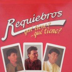 """Discos de vinilo: VINILO LP COMO NUEVO REQUIEBROS """" QIEE TIEN?...QUE TIENE? """". Lote 277711988"""