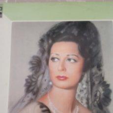 """Discos de vinilo: VINILO LP CONCHITA PIQUER """" LAOBRA DE CONCHITA PIQUER """". Lote 277712648"""