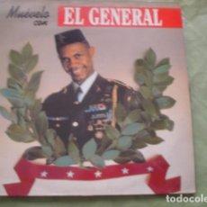 Discos de vinilo: EL GENERAL  MUÉVELO CON EL GENERAL. Lote 277714063