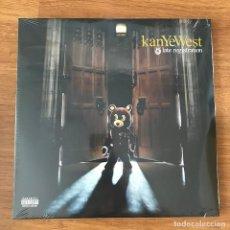 Discos de vinilo: KANYE WEST - LATE REGISTRATION (2005) - LP DOBLE REEDICIÓN ROC-A-FELLA NUEVO. Lote 277719883