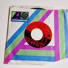 Discos de vinilo: DISCO VINILO 45 RPM ARETHA FRANKLIN. Lote 277726183