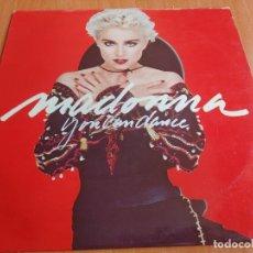 Discos de vinilo: - MADONNA YOU CAN DANCE LP 1987 SIRE ESPAÑA SPAIN BUEN ESTADO. Lote 277730388