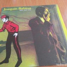 Discos de vinilo: JOAQUIN SABINA - HOTEL DULCE HOTEL - ALBUM VINILO ORIGINAL PRIMERA EDICION 1987 ARIOLA CON LETRAS. Lote 277731013