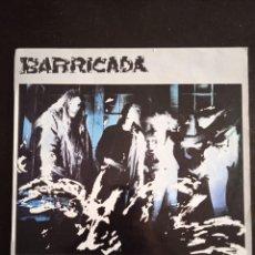 Discos de vinilo: BARRICADA- NO HAY TREGUA-RCA 1986. Lote 277738213