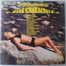 Disques de vinyle: LOS CHAKACHAS* – LOS CHACHACHAS DE LOS CHAKACHAS (LP RCA 1971 ESPAÑA). Lote 277738518