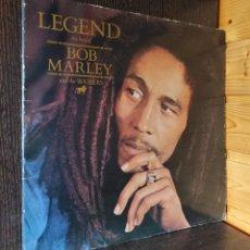 Discos de vinilo: LP ALBUM , BOB MARLEY AND THE WAILERS , THE BEST. Lote 277739448