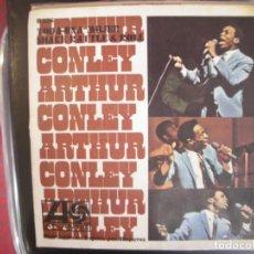 Discos de vinilo: ARTHUR CONLEY- TODA UNA MUJER. SINGLE.. Lote 277739483