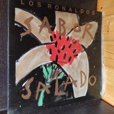 Discos de vinilo: LP ALBUM , LOS RONALDOS. Lote 277739888