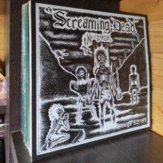 Disques de vinyle: LP ALBUM , SCREAMING DEAD. SONGS 82/85 , INCLUYE LIBRETOS. Lote 277743613