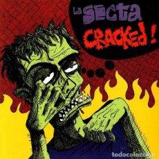 Discos de vinilo: LA SECTA, CRACKED, CAN'T BE YE-YE, MURDER CITY NIGHTS. Lote 277745538