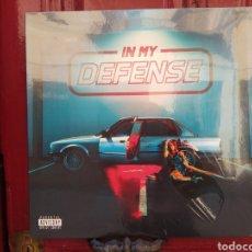 Discos de vinilo: IGGY AZALEA–IN MY DEFENSE. LP VINILO PRECINTADO. HIP HOP TRAP. Lote 277746818