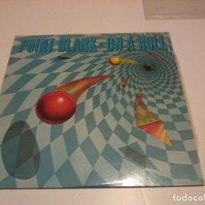 Discos de vinilo: POINT BLANK LP ON A ROLL USA.1982. Lote 277747733