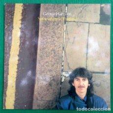 Discos de vinilo: GEORGE HARRISON – SOMEWHERE IN ENGLAND, VINILO, LP.. Lote 277751408