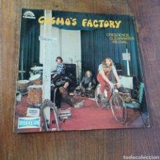 Discos de vinilo: CREEDENCE CLEARWATER REVIVAL - COSMO'S FACTORY 1970 ESPAÑA. Lote 277753248