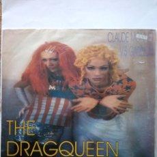Discos de vinilo: THE DRAGQUEEN TRACKS - LP. Lote 277754278