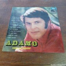 Discos de vinilo: ADAMO CANTA EN ESPAÑOL 1968. Lote 277757968