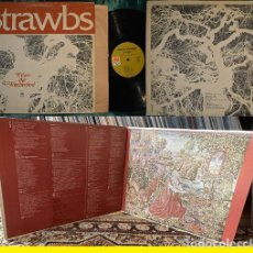 Discos de vinilo: STRAWBS / FROM THE WITCHWOOD 71 !! RARA 1ª EDIC USA, SUPER GRUESA DOBLE CARPETA, TODO EXC. Lote 277759088