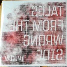 Discos de vinilo: VACUNT * LP VINILO * TALES FROM THE WRONG SIDE * PUNK AUSTRIA 2012 * MUY RARO * PRECINTADO!!. Lote 277762143