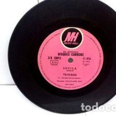 Disques de vinyle: DISCO VINILO SIMPLE SHEILA 31856. Lote 277768853